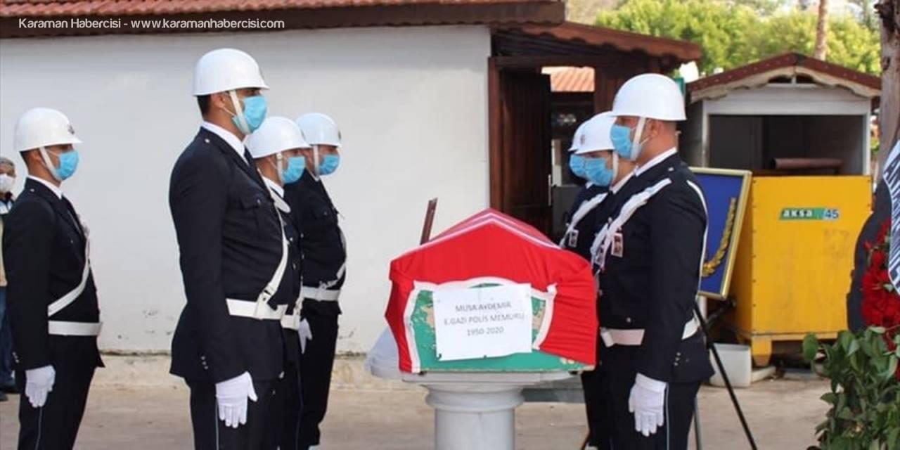 Antalya'da Emekli Gazi Polis Memuru Hayatını Kaybetti