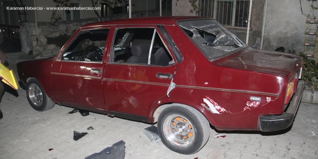 Beyşehir'de Havaya Rastgele Ateş Açan Şüphelinin Yakalanması İçin Çalışma Başlatıldı