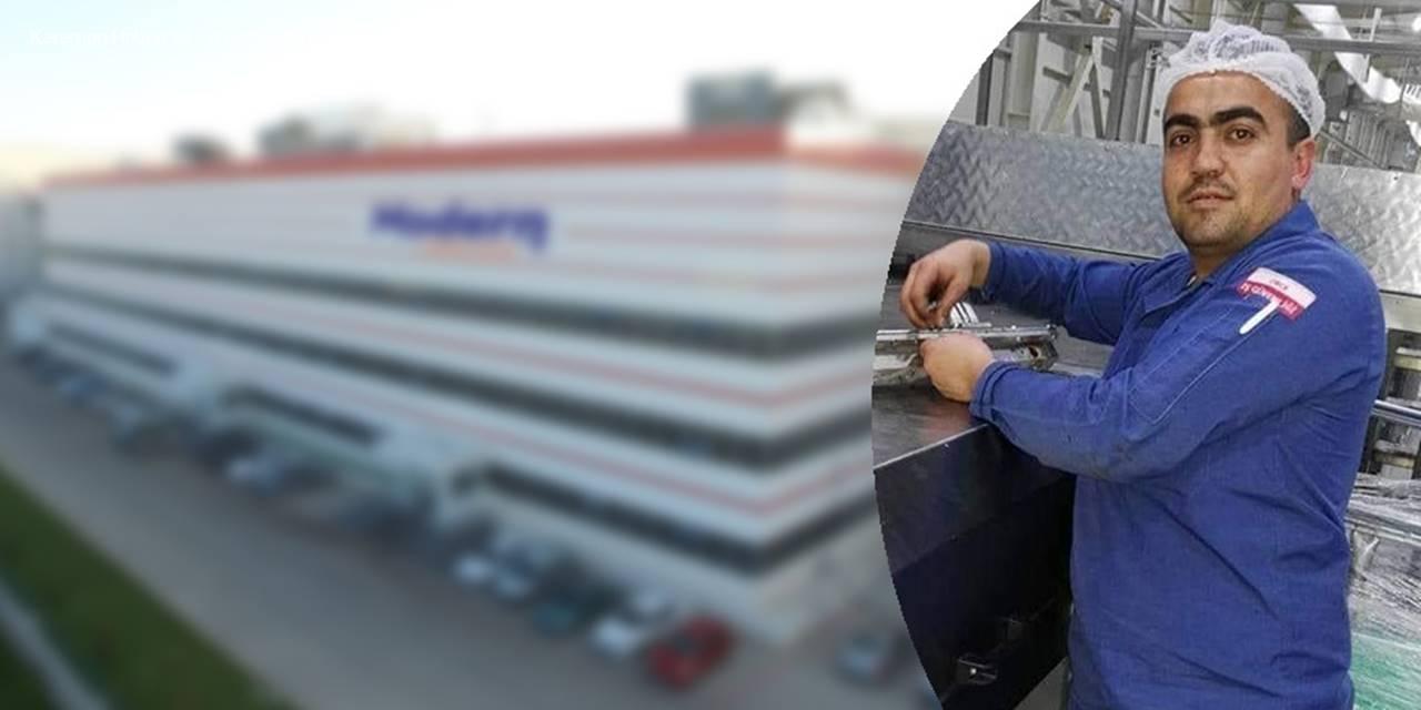Karaman'da Bir Fabrikada Yaşanan Acı Olay Düşündürdü