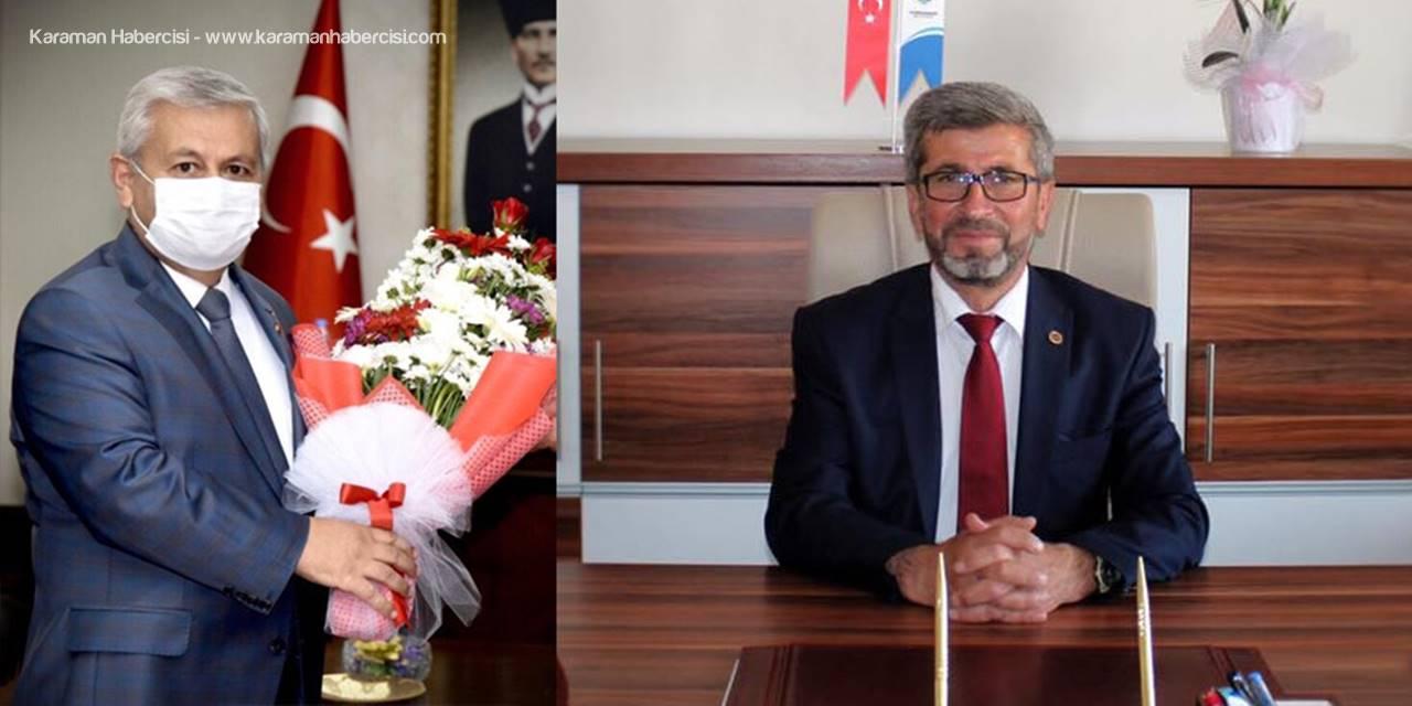 Muhtarından Başkanına Karaman'da Korona Virüs Vakaları