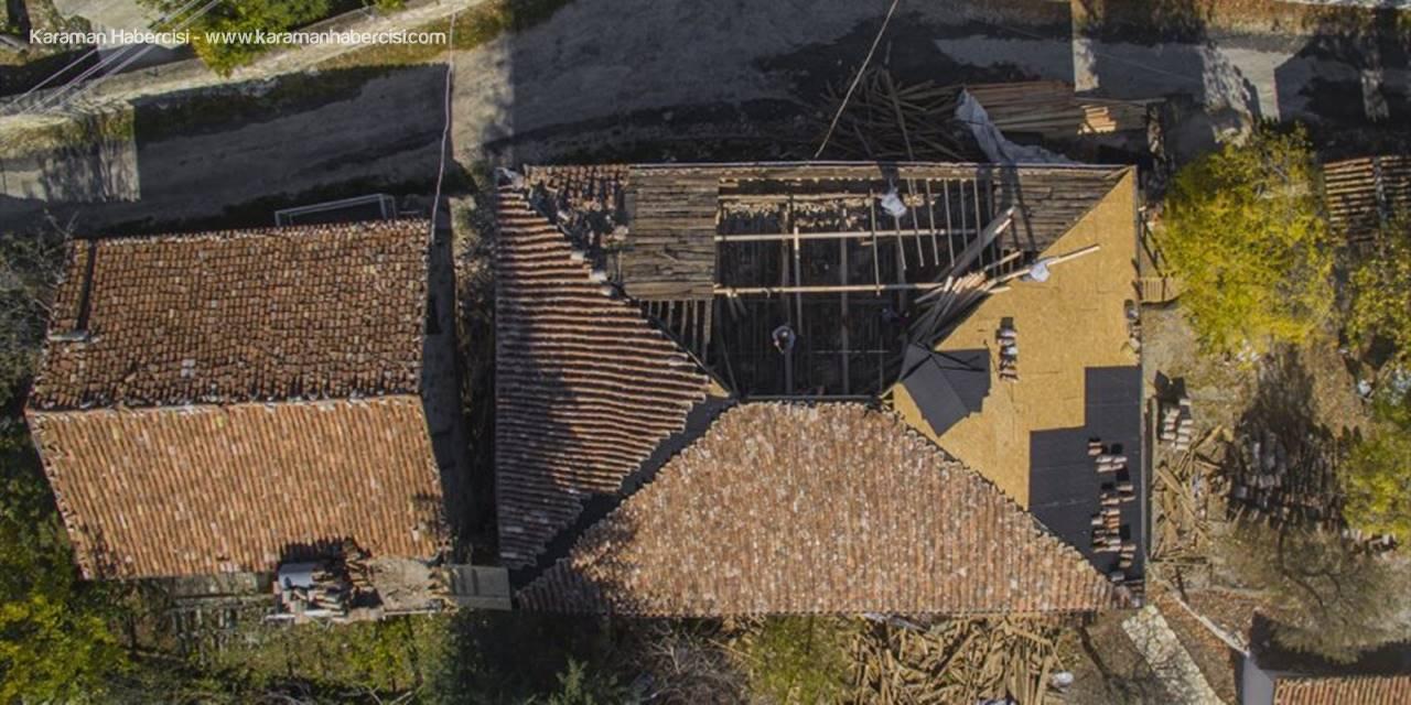 """Tarihi """"Düğmeli Okul Binası"""" Turizme Kazandırılıyor"""