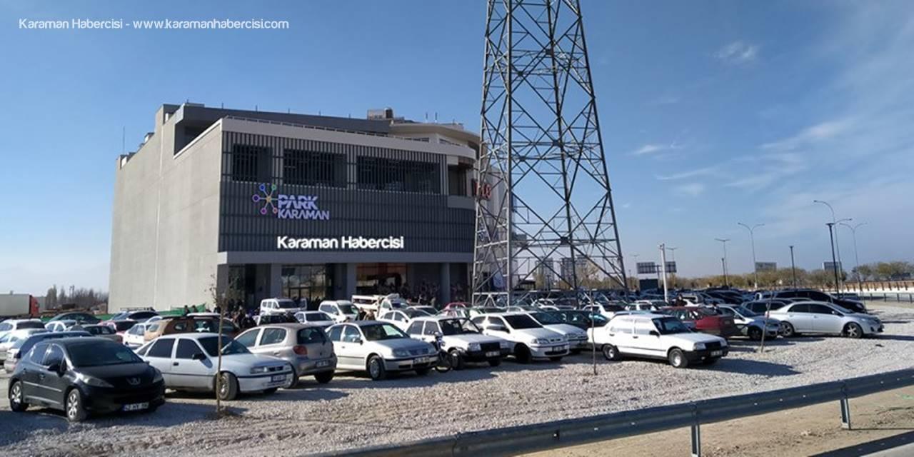 Karamanlılar Korona Virüse Rağmen Meraklarını Giderdiler