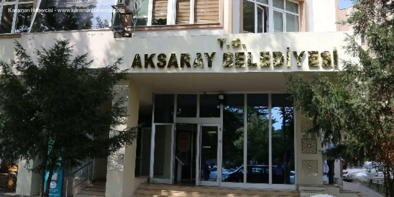 Aksaray Belediyesi Borç Yapılandırmaları İçin Başvuruları Almaya Başladı