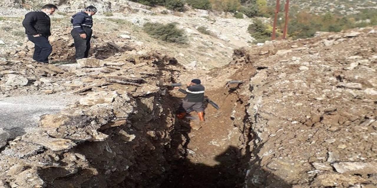 Antalya'nın İbradı İlçesinde Vatandaşın Yağmursuyu Çilesi Sona Erdi