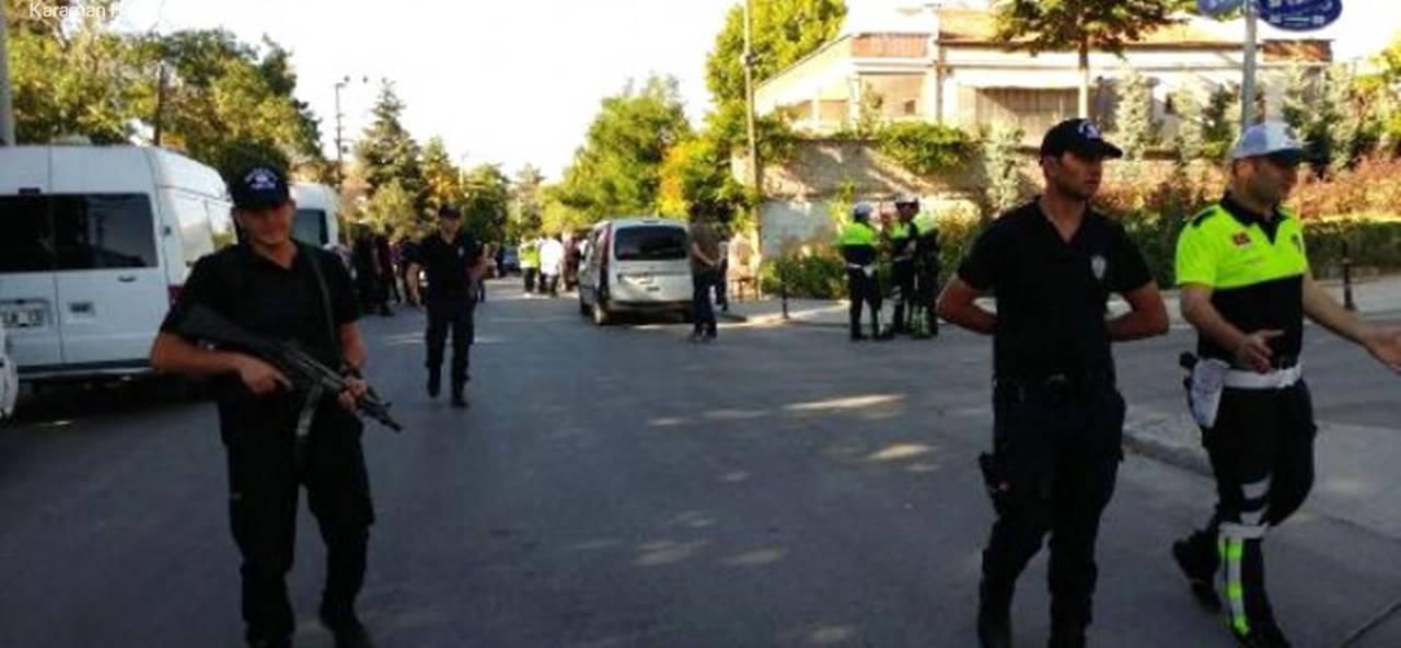 Konya'da Daeş'e Büyük Operasyon