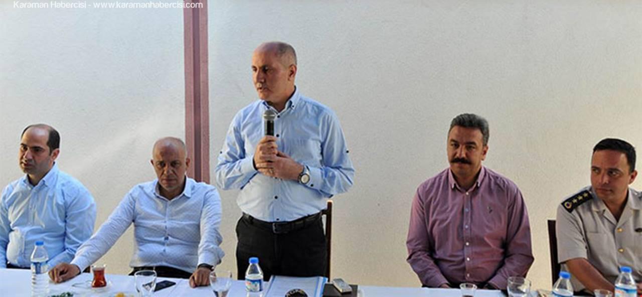 'Tüccar Olsam Karaman'a Yatırım Yapardım'