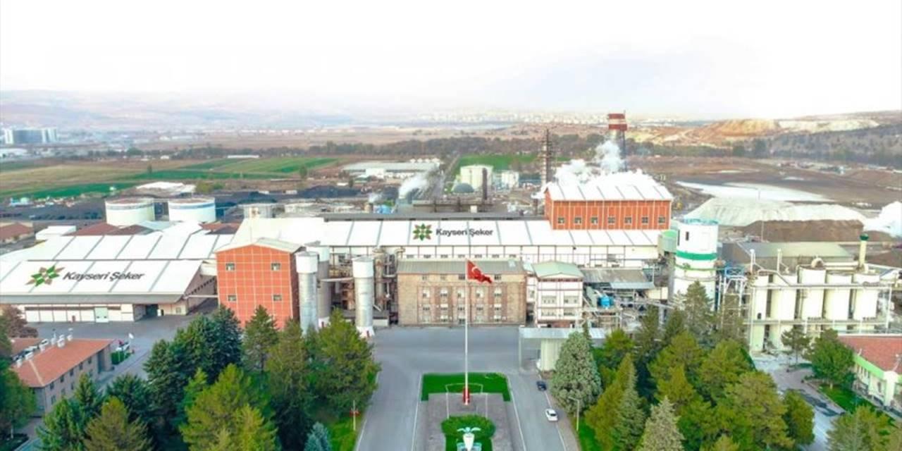 Kayseri Şeker, Kampanya Döneminde 528 Bin 491 Ton Şeker Üretti
