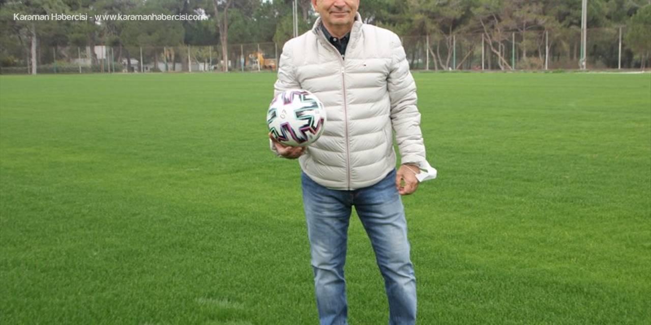 Serik Belediyespor'da Teknik Direktör Korukır İle Yollar Ayrıldı