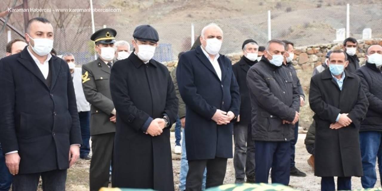 Vefat Eden Kore Gazisi İbrahim Alp Ankara'da Son Yolculuğuna Uğurlandı