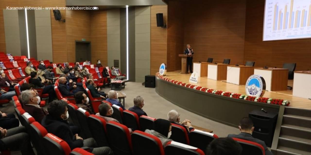 Palancıoğlu'ndan AK Parti Teşkilatına Sunum