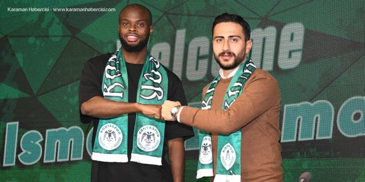 Konyaspor, Ismael Diomande Ve Ertuğrul Tekşen'i Transfer Etti