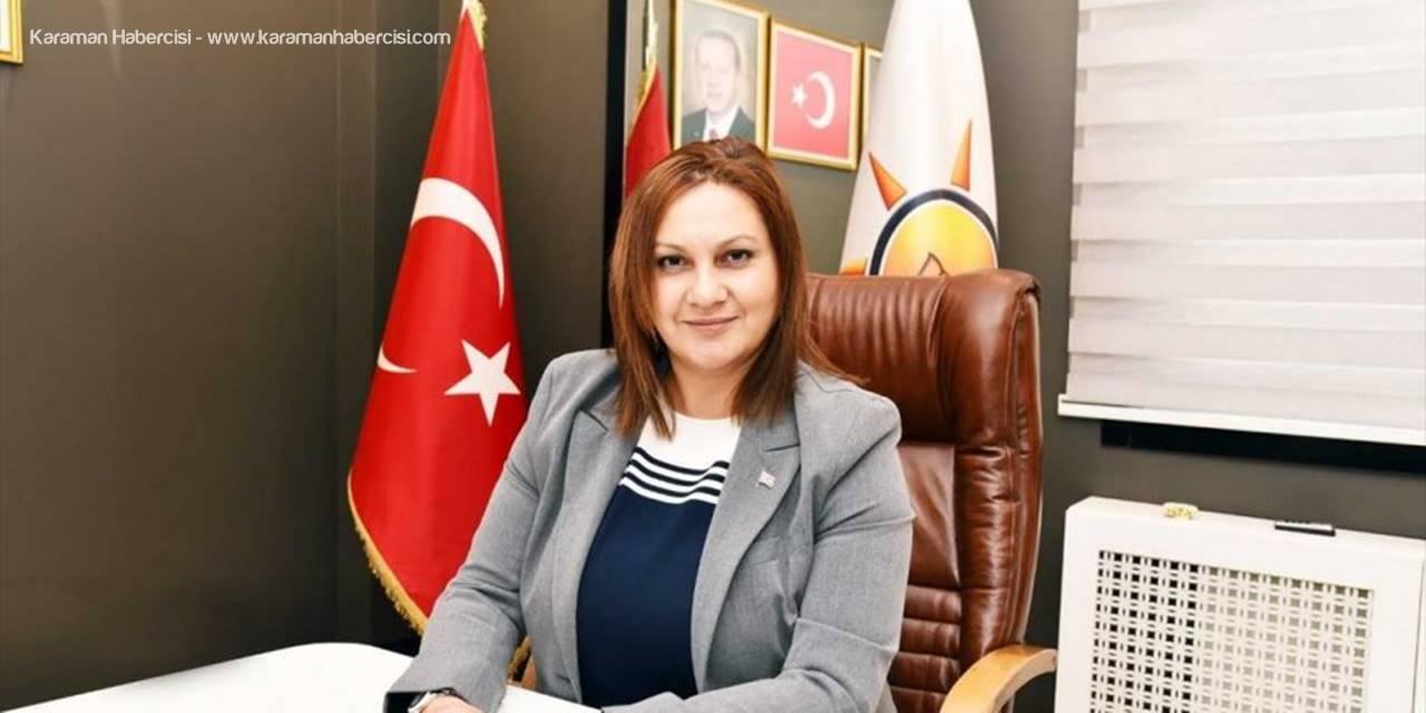 Ak Parti Eskişehir Kadın Kolları Başkanlığına Özlem Ünalır Atandı