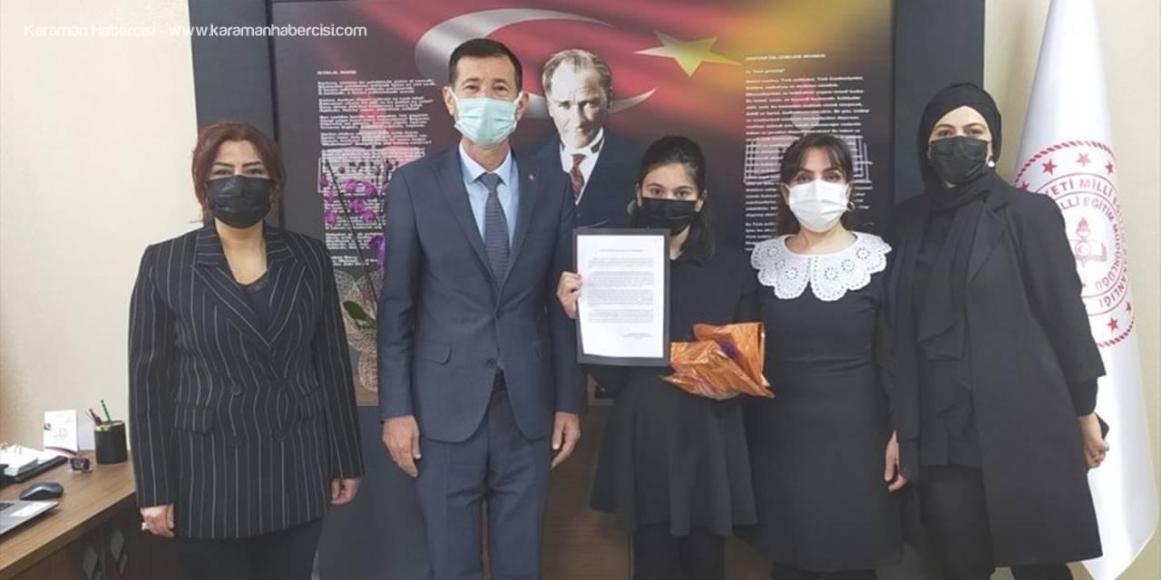 """Gölbaşı, """"Sağlık Çalışanlarına Vefa Yarışması""""nda Ankara Birincisi Oldu"""