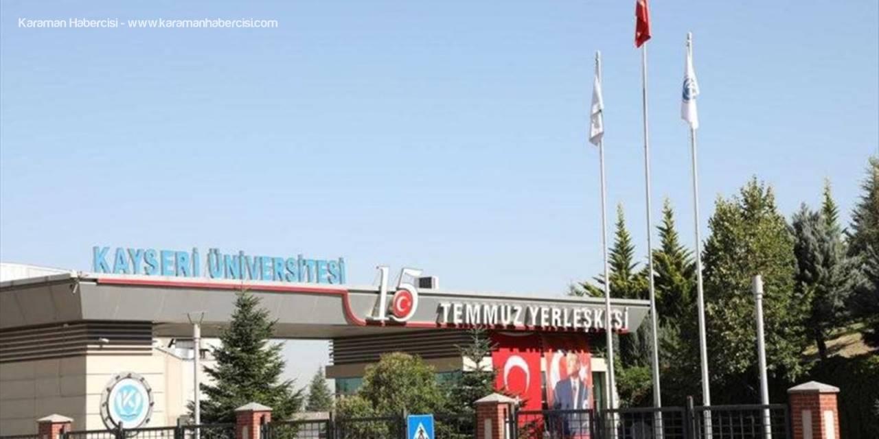 Kayseri Üniversitesi Kütüphanesine Mehmet Akif Ersoy'un İsmi Verildi