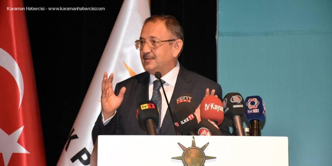"""Ak Parti Genel Başkan Yardımcısı Usta: """"Salgın Döneminde Yardım Ettiğimiz 156 Ülke Var"""""""