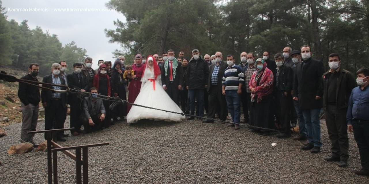 Sarıkeçili Yörüklerinden Çadır Düğünü