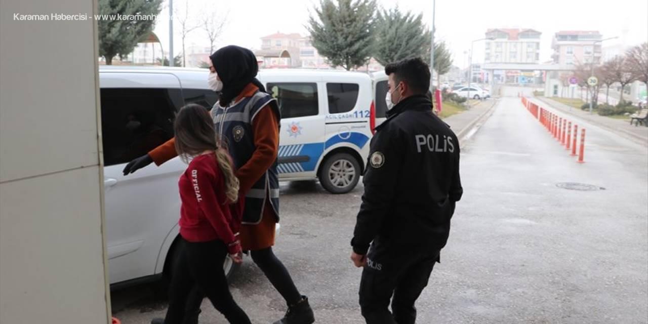 Karaman'da Şafak Operasyonu