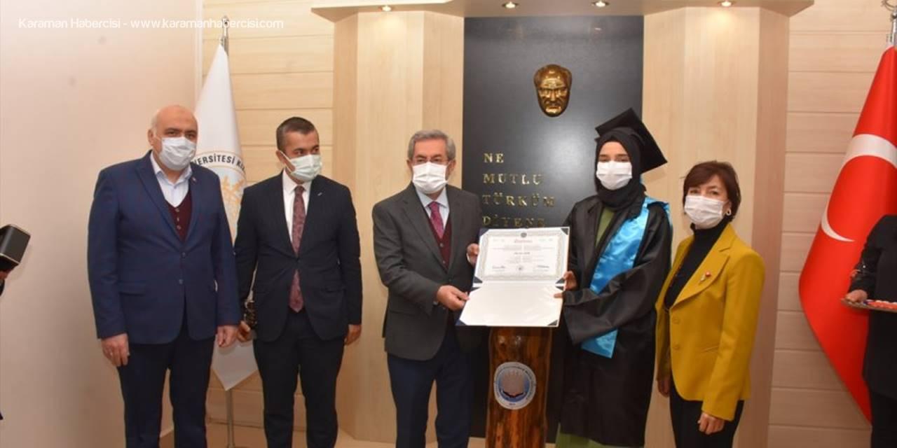 Ankara Üniversitesi Rektörü Prof. Dr. Ünüvar Kızılcahamam'da
