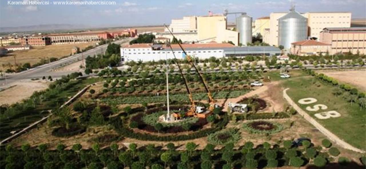 Karaman'a 2. OSB İçin Çalışmalar Başladı
