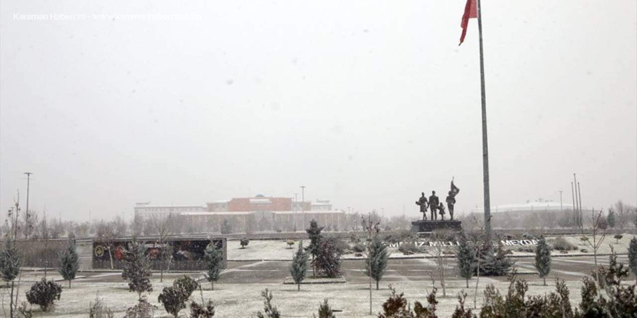 Konya, Afyonkarahisar Ve Aksaray'da Sokağa Çıkma Kısıtlamasında Sessizlik Hakim