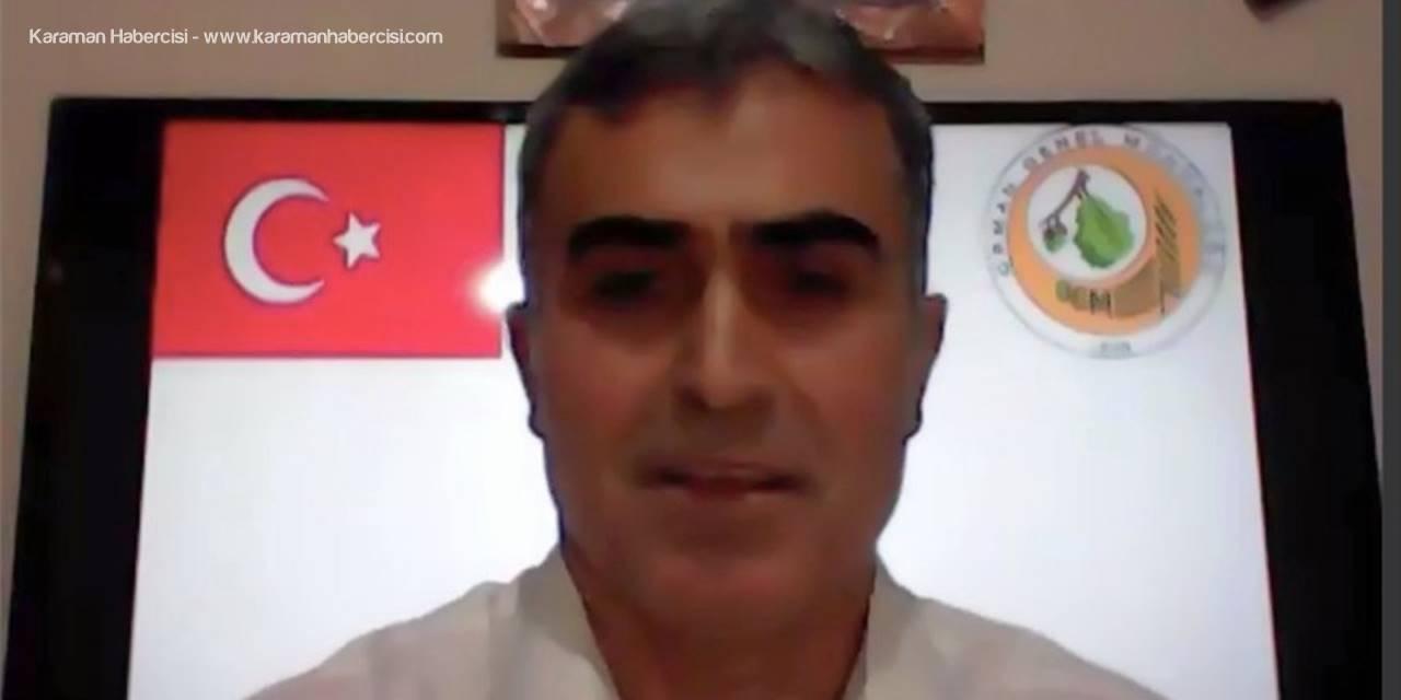 """Gülnar'da """"Tabiata Hayat Olaq"""" Projesi İle Öğrencilere Çevrimiçi Eğitim"""