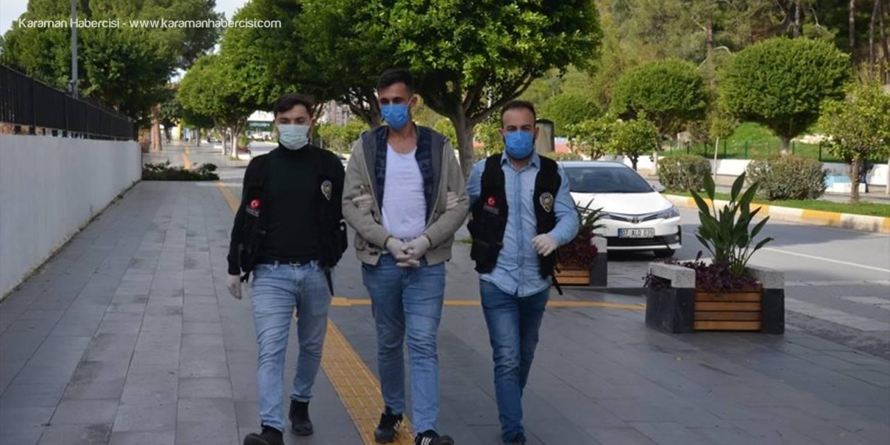 Manavgat'ta Uyuşturucu Operasyonunda Bir Şüpheli Yakalandı