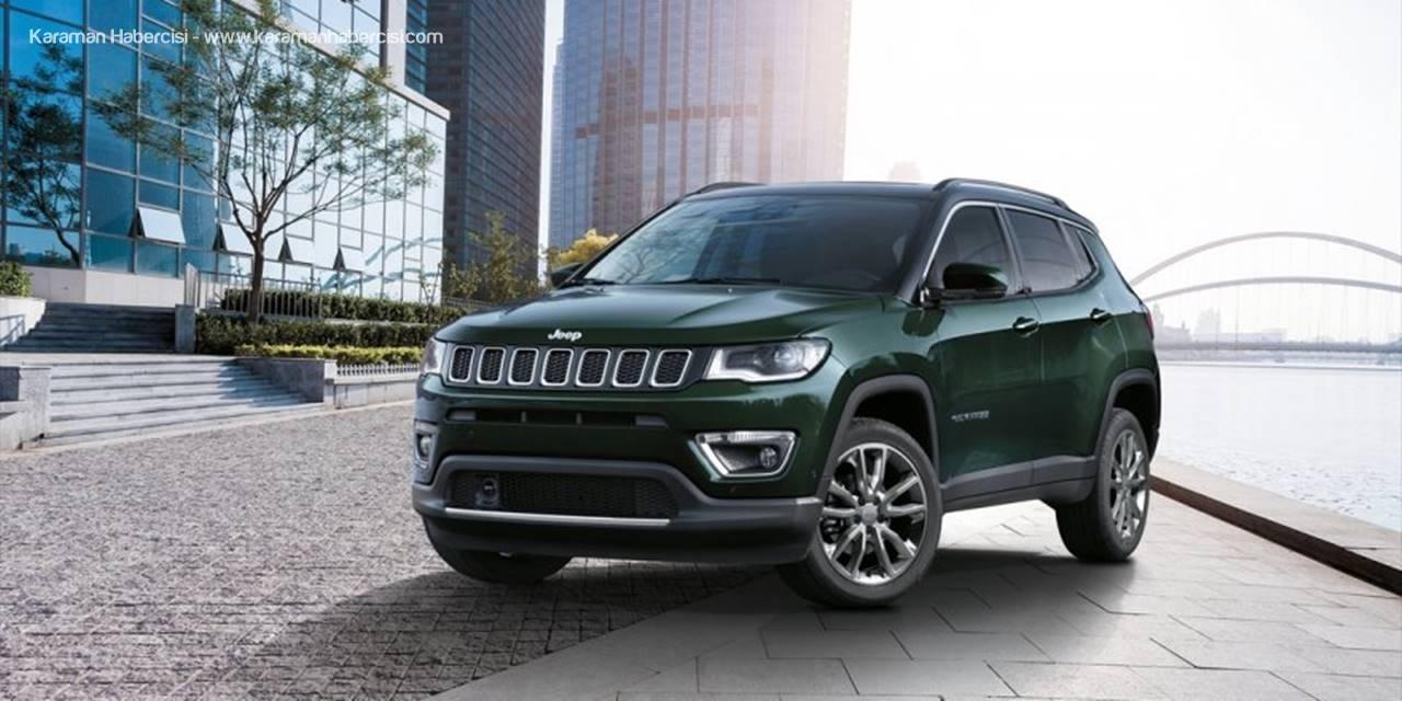Jeep'ten Compass Ve Renegade Modellerinde Ocak Ayı Kampanyası