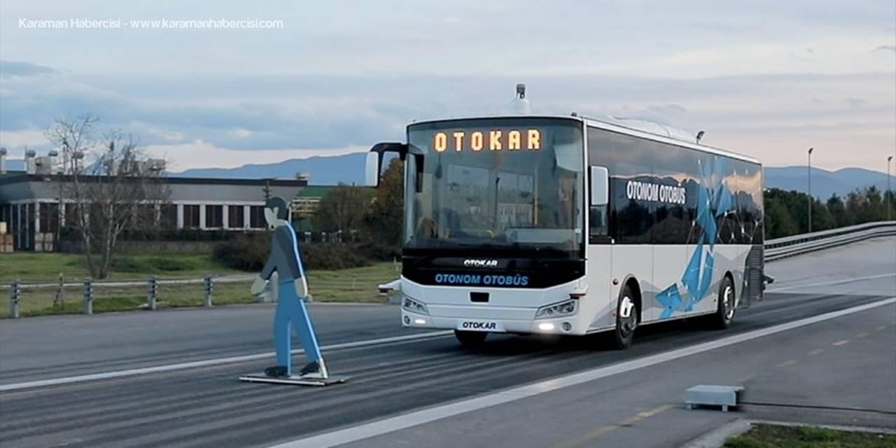 Türkiye Sürücüsüz Otobüsle Tanışacak