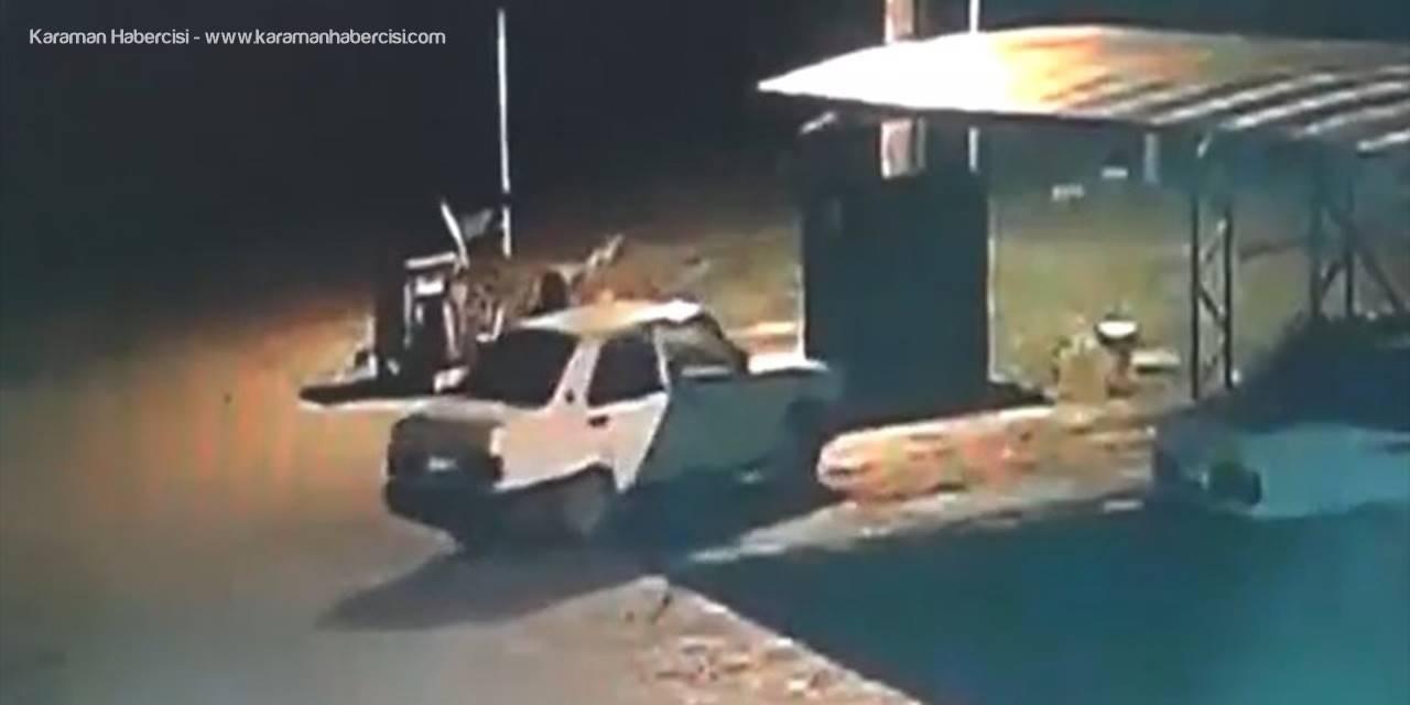 Antalya'da Otomobil Hırsızlığıyla İlgili Yakalanan Zanlı Tutuklandı