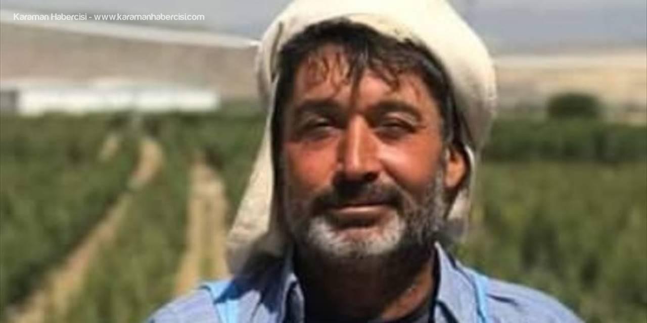 Antalya'da Elektrik Akımına Kapılan Çiftçi Öldü