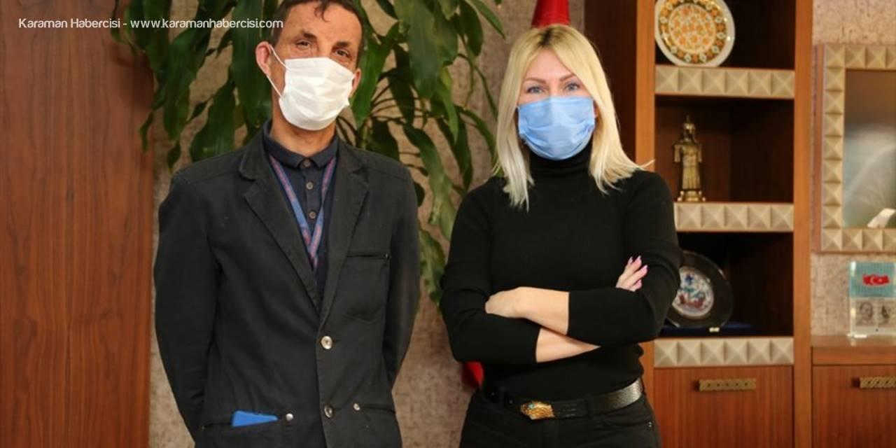 Türkiye'de Yüz Nakli Yapılan İlk Kişi Olan Uğur Acar Naklin 9. Yılında Doktorlarıyla Buluştu