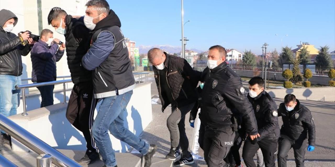 Karaman'da İşlemedik Suç Bırakmamışlar