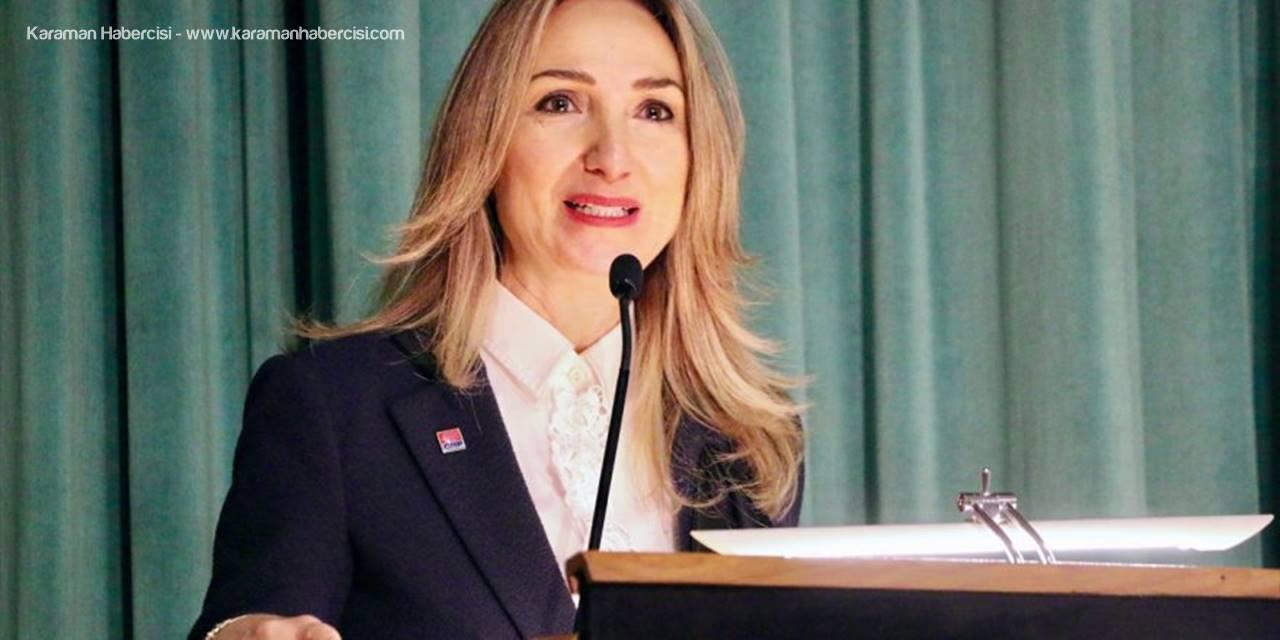 CHP Kadın Kolları Genel Başkanı Nazlıaka, Eskişehir'de Sivil Toplum Kuruluşu Temsilcisi Kadınlarla Buluştu: