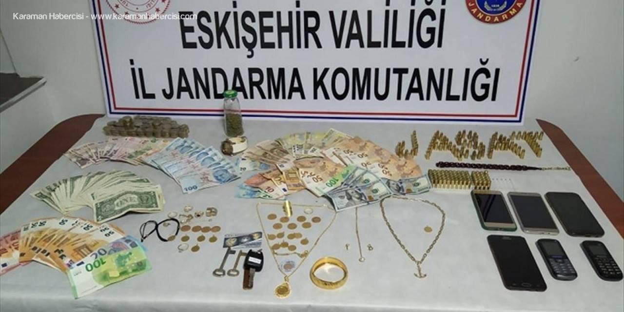 Eskişehir'de 6 Hırsızlık Şüphelisi Yakalandı