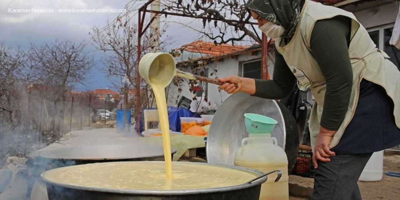 Antalya'nın Simgesi Turunçlar Sofraları Süsleyecek