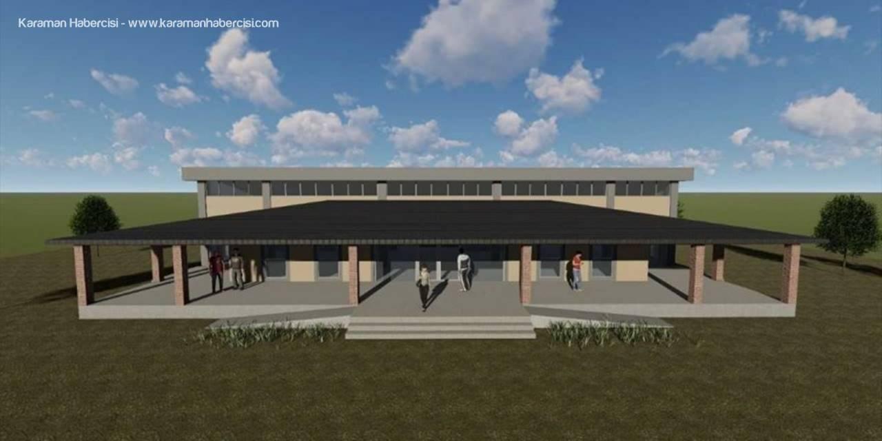 Kayseri Üniversitesi Develi Seyrani Kampüsü'ne Modern Sosyal Tesis Yapılıyor