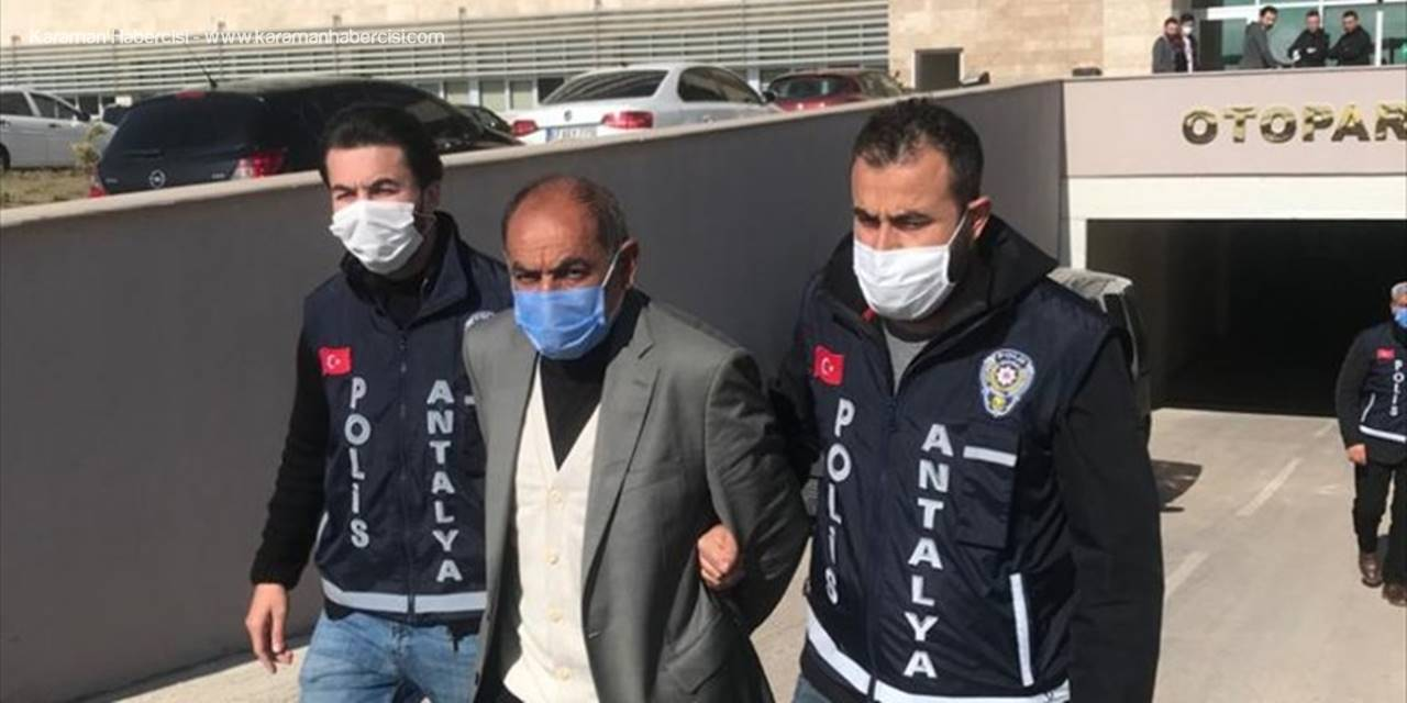 Antalya'da Evini Soydukları Yaşlı Kadını Döverek Öldürmüş