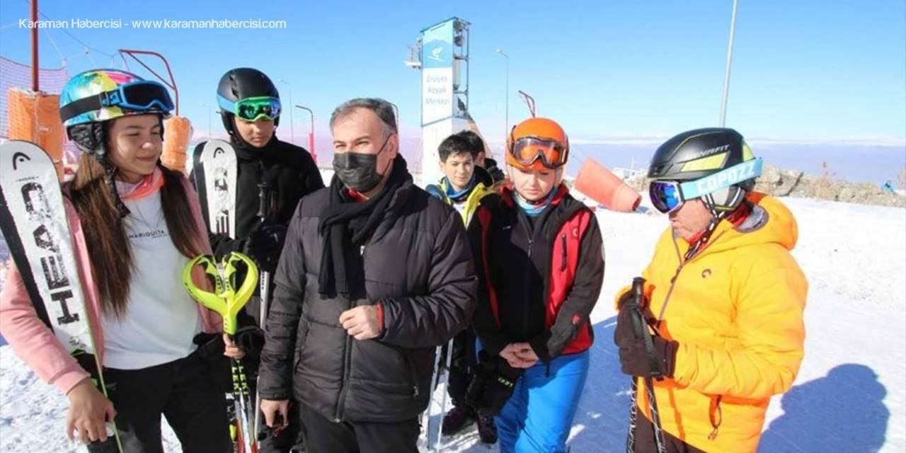 Hacılar Belediye Başkanı Bilal Özdoğan Hadak Sporcularıyla Buluştu