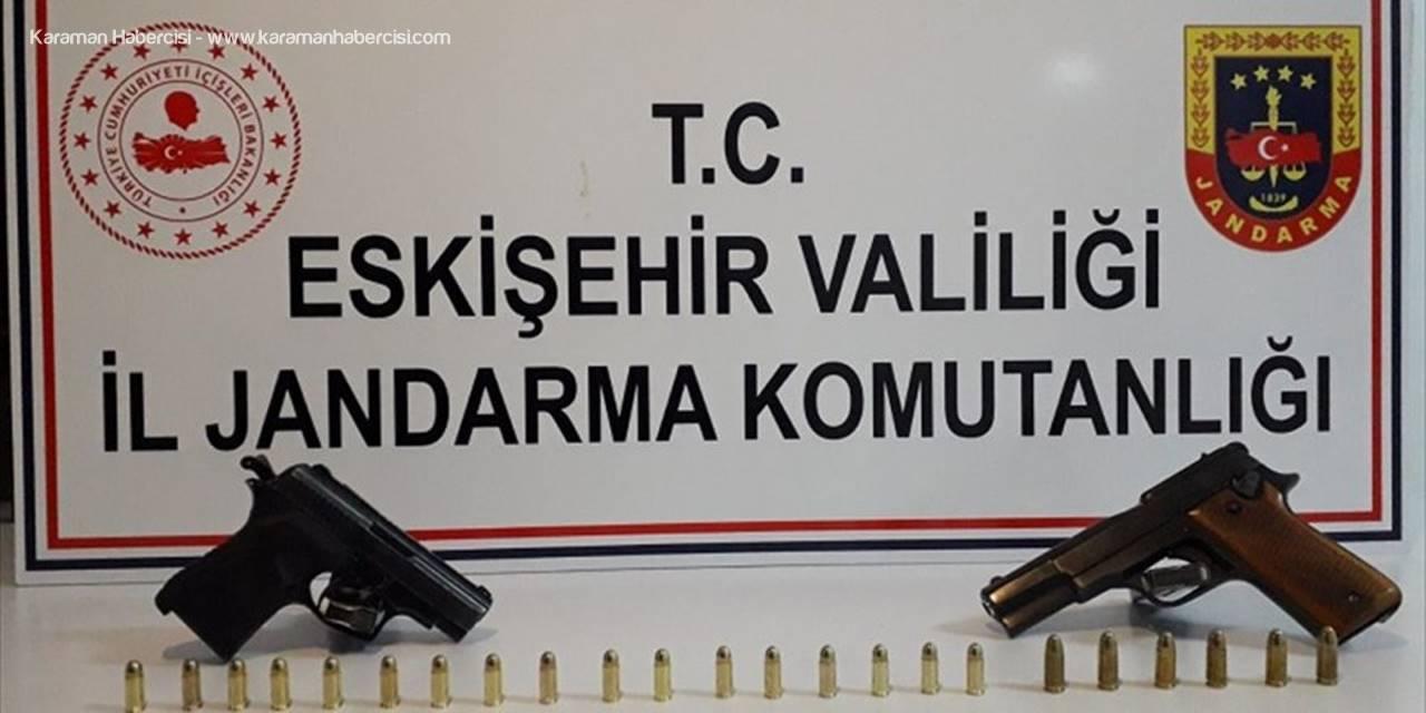 Eskişehir'de Düzenlenen Silah Operasyonunda 1 Kişi Yakalandı