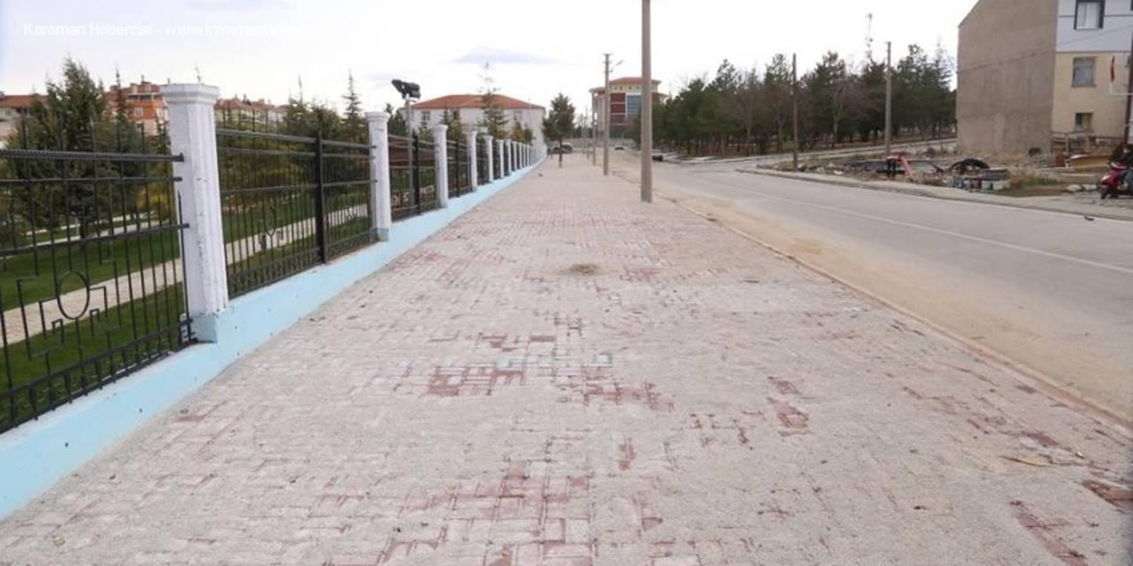 Karaman'da Yeni Koruluk İle Yeşil Alanlar Genişliyor