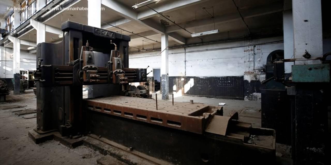 Eğitim Yuvasına Dönüştürülen Sümerbank Bez Fabrikası Tarihin İzlerini Taşıyor
