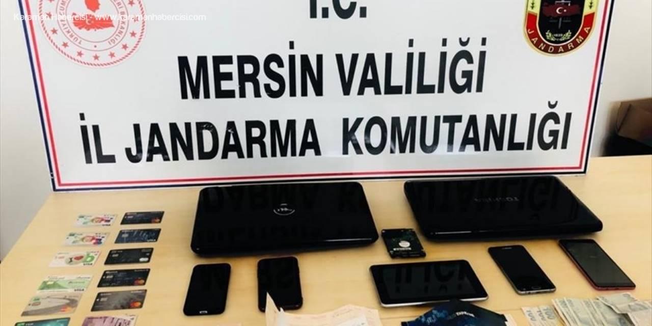 Mersin'de Yasa Dışı Bahis Operasyonunda Yakalanan 9 Şüpheliden 7'si Tutuklandı