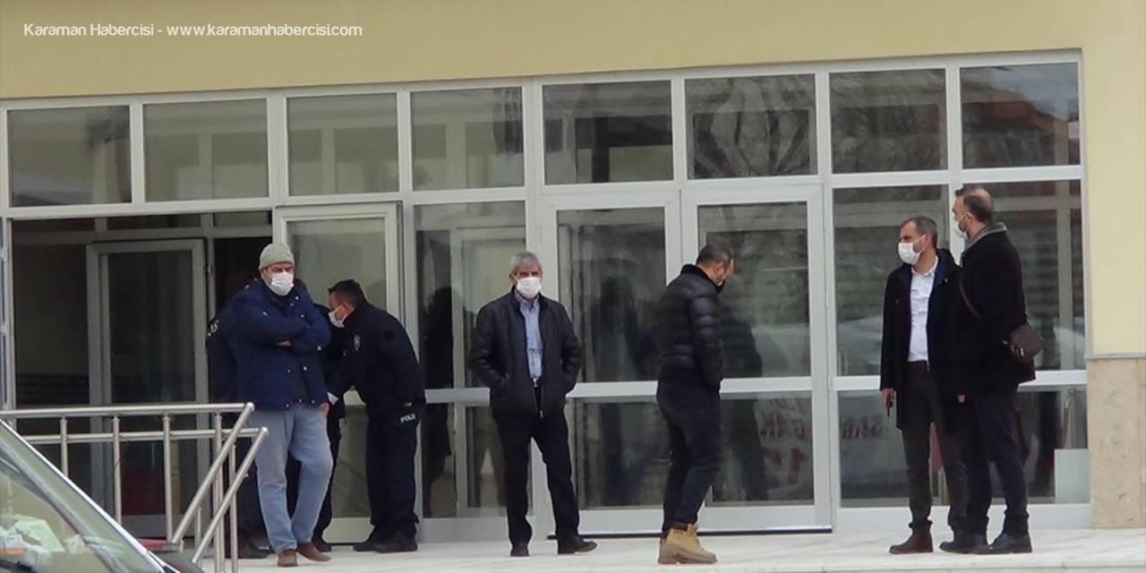 Konya'da Karbonmonoksitten Zehirlenen 1 Kişi Yaşamını Yitirdi