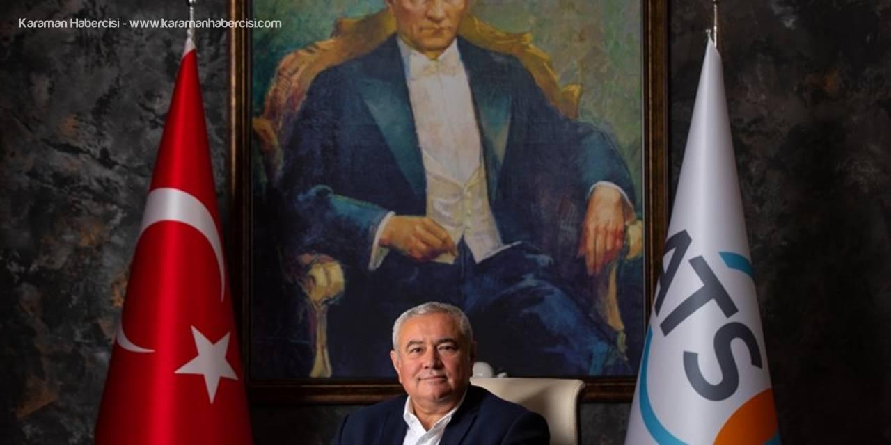 """ATSO Antalya'ya """"Önem Katanları"""" Ödüllendirecek"""