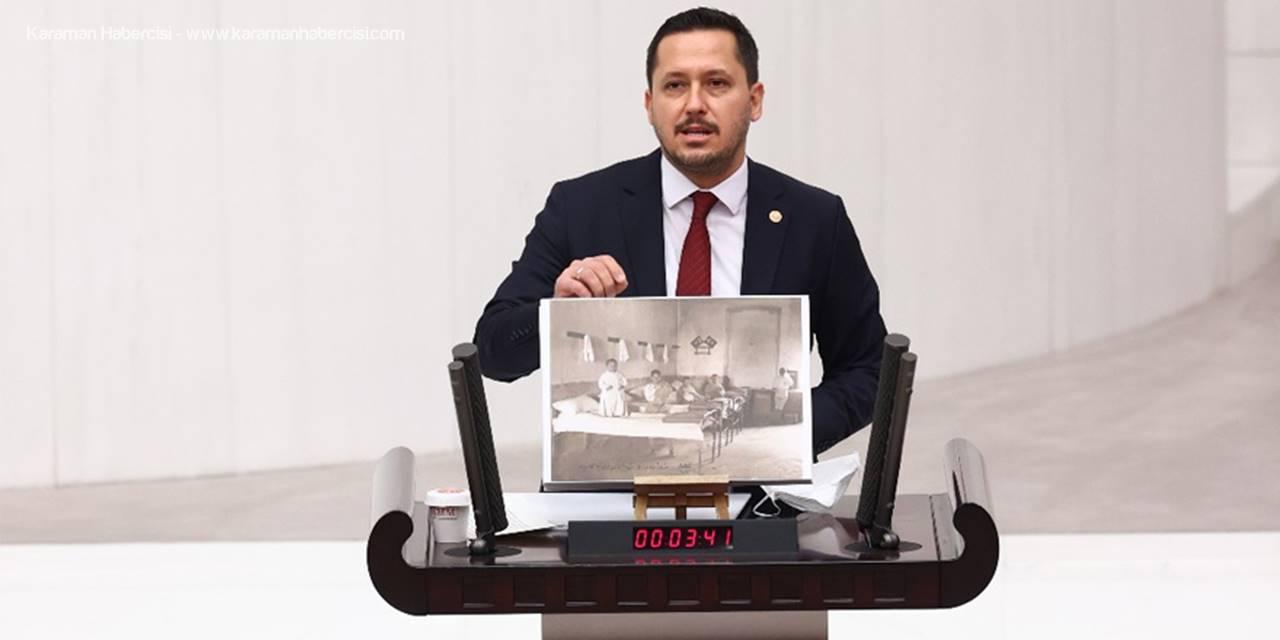 Paşa Torunundan Kazımkarabekir'e Vefa