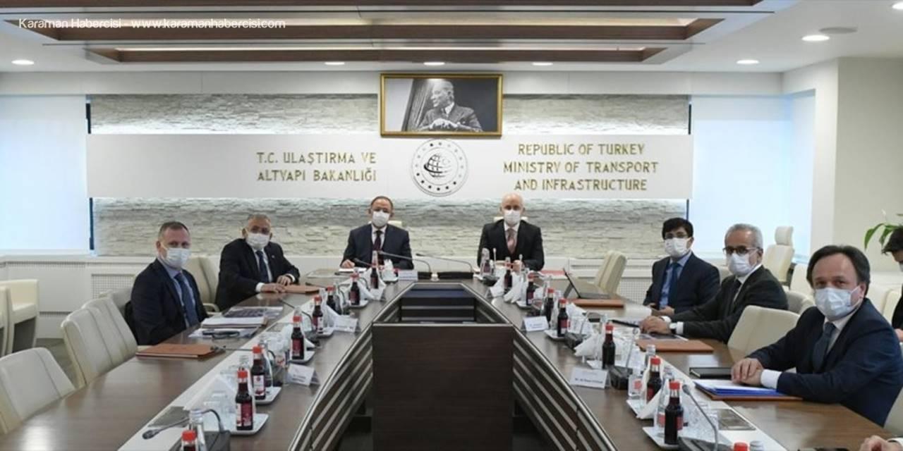 Kayseri Büyükşehir Belediye Başkanı Büyükkılıç, Ankara'da Temaslarda Bulundu