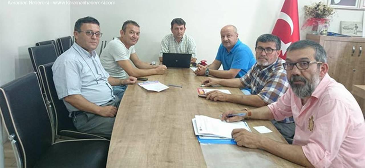 Karaman'da Taşeron İşçilerin Sorunları Konuşuldu