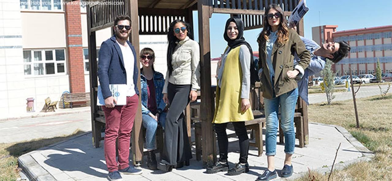 KMÜ'ye Bu Yıl 3 Bin 341 Yeni Öğrenci Yerleşti