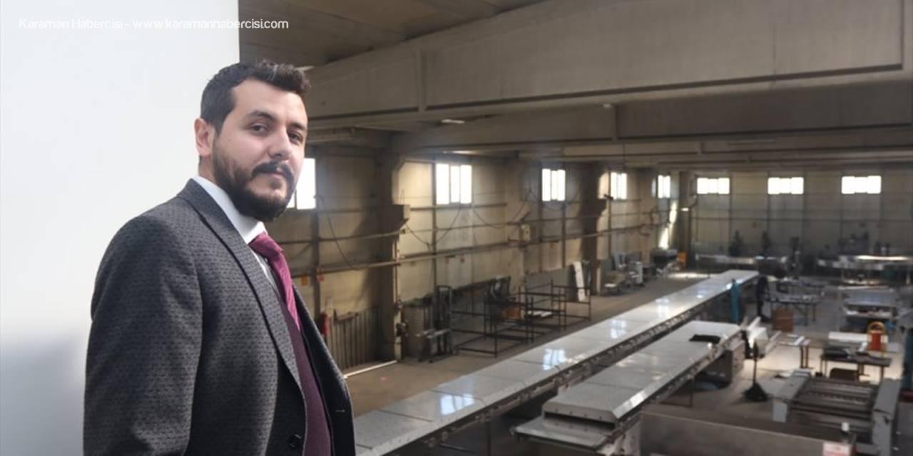 Babasının Vefatıyla Devraldığı Şirketi Büyüten Genç Girişimci, 19 Ülkeye Makine İhraç Ediyor