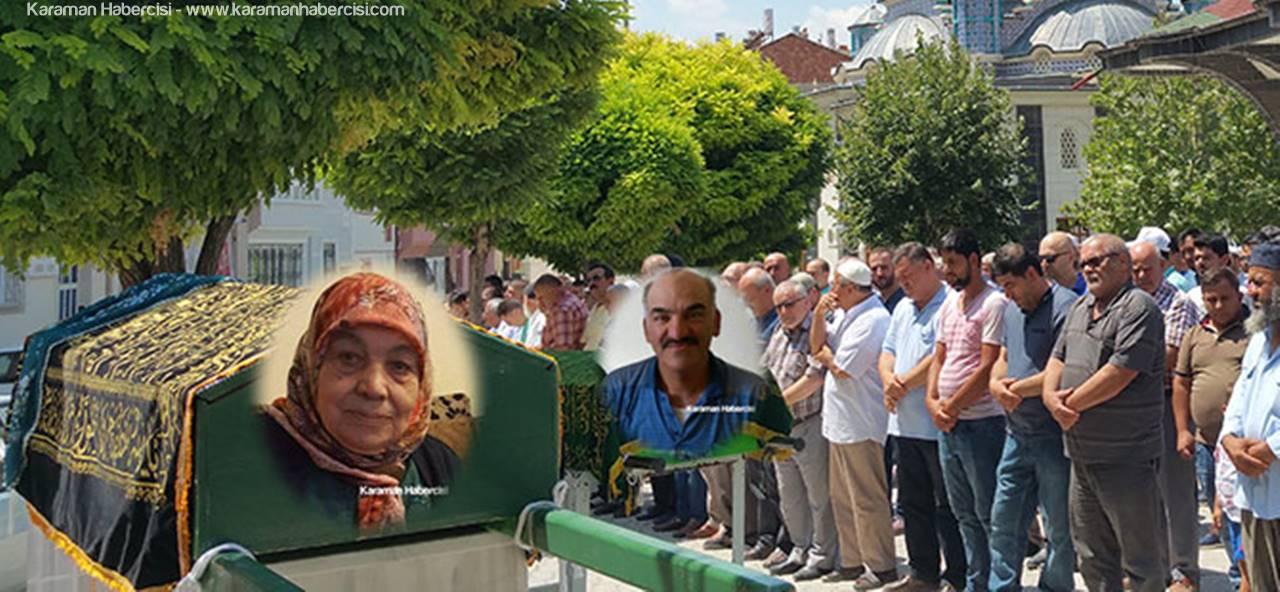 Karamanlılardan Bugün 2 Kırmahalleliye Son Görev